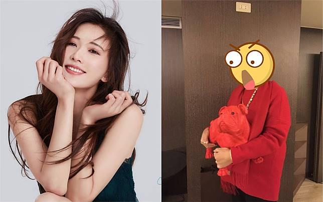 ▲林志玲被爆婚禮漏邀昔日恩師。(圖/翻攝臉書)