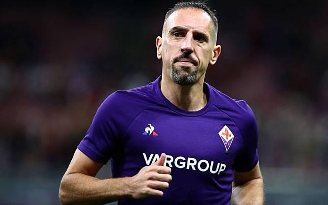 Pemain Fiorentina Franck Ribery/SB Nation