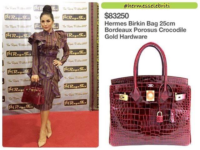 Inilah 6 artis Indonesia terkaya dengan koleksi tas seharga miliaran rupiah.  1. Krisdayanti. See detail bdc546dde6