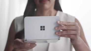 微軟又做新手機了!雙螢幕 Surface Duo 採用 Android 系統