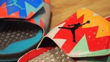 新聞分享 / JORDAN HYDRO VII RETRO 系列拖鞋預覽