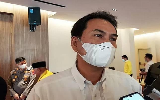 Wakil Ketua DPR RI Azis Syamsuddin./Antara