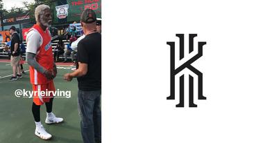 阿伯腳上這雙是 Nike Kyrie 4? / Kyrie Irving 在《Uncle Drew》拍攝片場著用謎樣鞋款