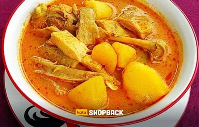 Resep Kare Ayam Mudah untuk Menu Sehari-Hari di Rumah