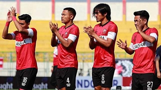 Klasemen Piala Gubernur Jatim: Madura United Kalahkan Persik 1-0