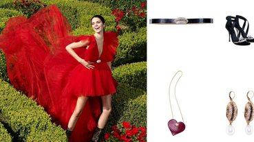 H&M與高級訂製服聯名正式上市!珍珠配件、愛心包、浪漫洋裝必買清單幫你選好了