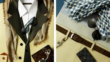 Louis Vuitton 2011聖誕假期配件系列