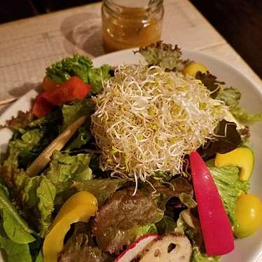 実際訪問したユーザーが直接撮影して投稿した新宿自然食・薬膳AIN SOPH. Journey  SHINJUKUの写真