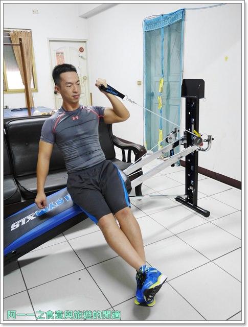 全能健身房Total Gym XLS減肥小鮮肉猛男羅禮士愛享客image046