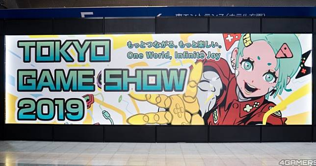 2019東京電玩展來場人數小幅萎縮,2020年展期確認