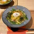 大人のUMAMIカルボナーラ - 実際訪問したユーザーが直接撮影して投稿した新宿パスタこなな+TOKYO PASTAの写真のメニュー情報