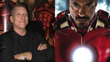 〔漫威宇宙〕 《鋼鐵人》原作者表示,東尼史塔克在《復仇者聯盟 4》領便當是最好的結果
