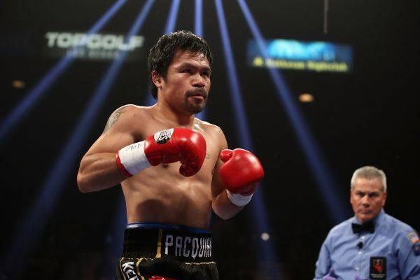 Manny Pacquiao Akan Kembali Naik Ring Pada Juli Mendatang