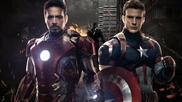 《美國隊長 3:英雄內戰》對陣戰局曝光 美國隊長派 PK 鋼鐵人陣營