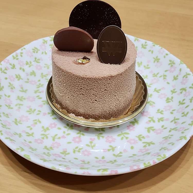ユーザーが投稿したヴァルール・ショコラ オレリスの写真 - 実際訪問したユーザーが直接撮影して投稿した西新宿チョコレートヴィタメール 新宿小田急店の写真