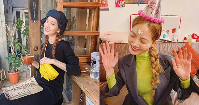 喬喬的辮子髮型學起來~今年春天長髮女孩們都要編辮子 比馬尾更可愛100倍!