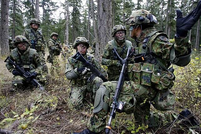 自衛隊 東北 隊 陸上 方面