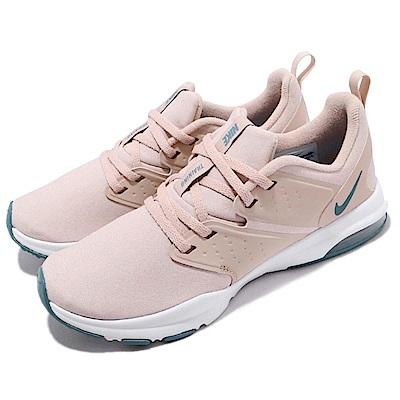 品牌: NIKE型號: 924338-200品名: Wmns Nike Air Bella TR配色: 米白色 白色特點: 低筒 運動 氣墊 避震 健身房 透氣 舒適 球鞋 米白 白