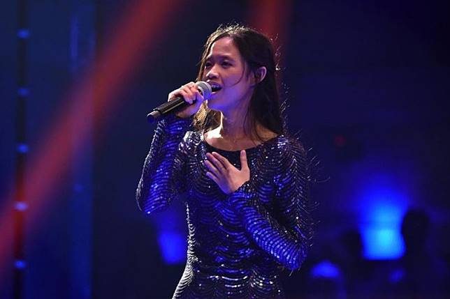Claudia Emmanuela Santoso Menangi The Voice Jerman