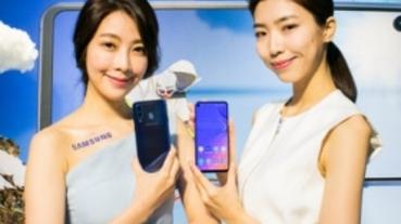 Samsung Galaxy A8s 售價出爐,一萬五有找、2/1 上市送快充行動電源