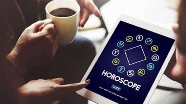Ilustrasi ramalan zodiak. (Shutterstock)