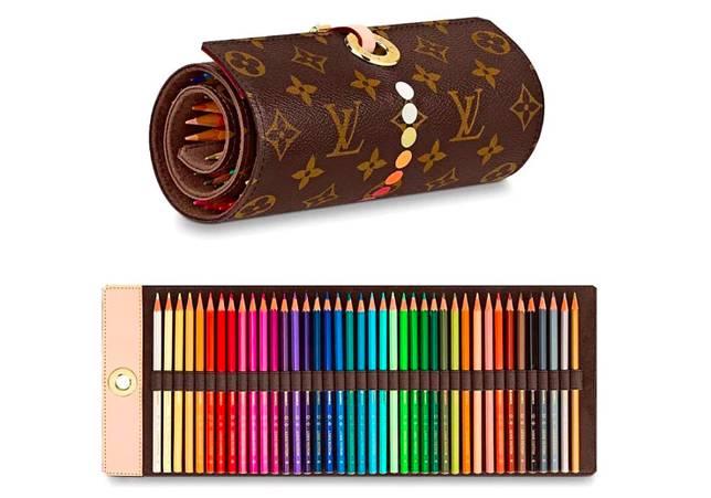 Louis Vuitton Hadirkan Koleksi Pensil Warna Seharga 12,5 Juta, Berani Beli?