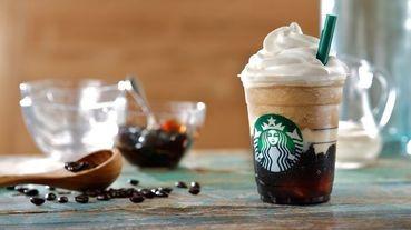 Starbucks夏日咖啡啫喱雲呢拿星冰樂