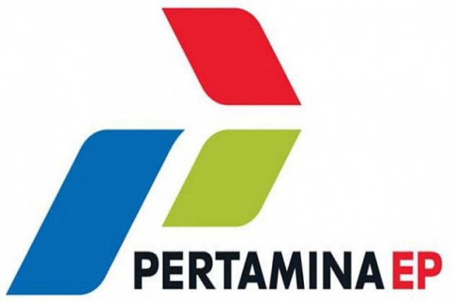 The logo of Pertamina EP.  Pertamina was ranked 175th on the 2019 Fortune 500 list.