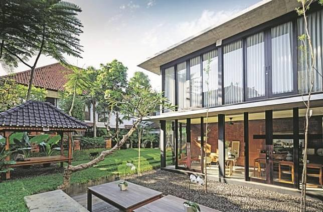 65+ Gambar Desain Rumah Adat Bali Modern Paling Keren Download