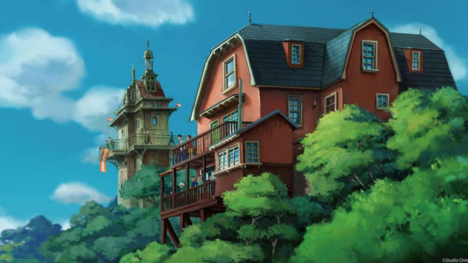 號召宮崎駿粉絲!日本愛知縣打造夢幻「吉卜力公園」2020開幕