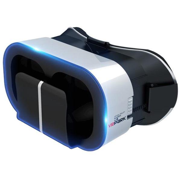VR眼鏡頭戴式虛擬現實頭盔智能手機游戲電影RV通用機AR眼睛專用