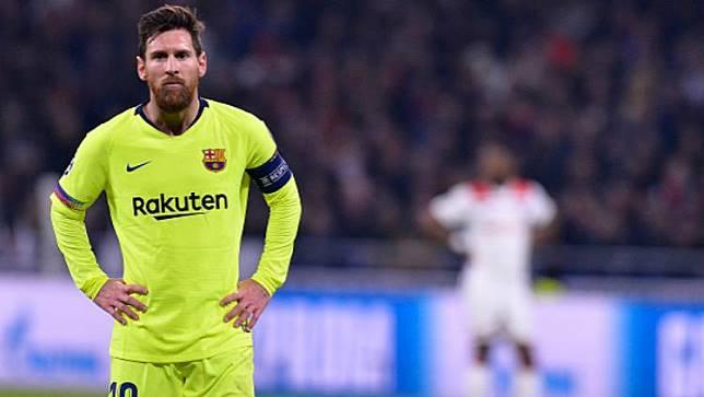 Performa Lionel Messi Menurun, Valverde Beri Pesan Mengejutkan