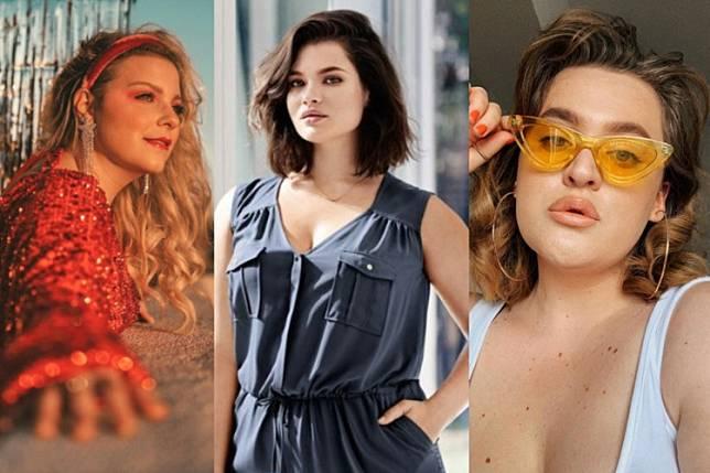 8 Model Rambut Ikal Yang Menawan Untuk Wajah Bulat Dan Tubuh Gemuk Womantalk Com Line Today
