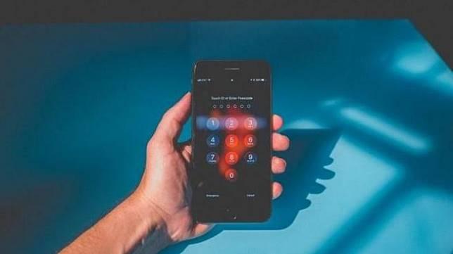 Ilustrasi password smartphone. (unsplash/NeONBRAND)