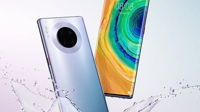 ภาพหลุด Huawei Mate 30 เผยมี 4 รุ่น ก่อนเปิดตัวพฤหัสนี้