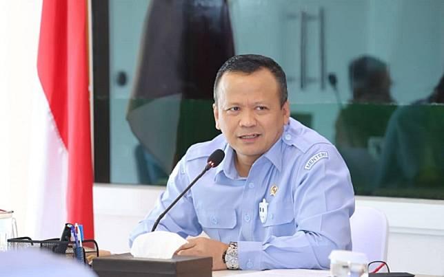 Menteri Kelautan dan Perikanan Edhy Prabowo. (Foto: KKP)