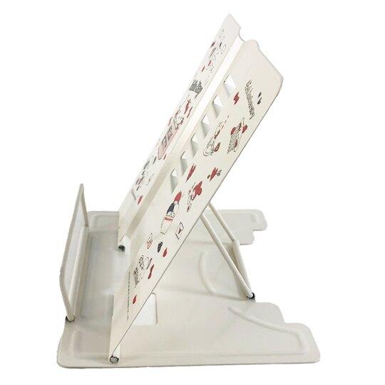可以調整傾斜角度 樂譜、菜單、書本擺放 穩定角度,保持視力 鐵製材質不易滑