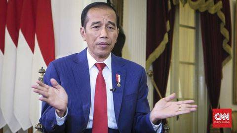 Jokowi Sebut Hak Saut Situmorang Mundur dari Pimpinan KPK