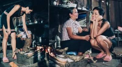 Ngược đời H'Hen Niê chẳng mê đồ hiệu, món thời trang nàng hậu cưng nhất lại có giá vài chục ngàn đồng