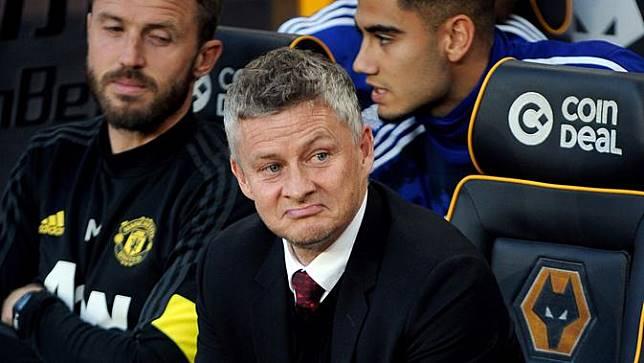 Manchester United Ditahan Imbang Wolverhampton Wanderers 1-1