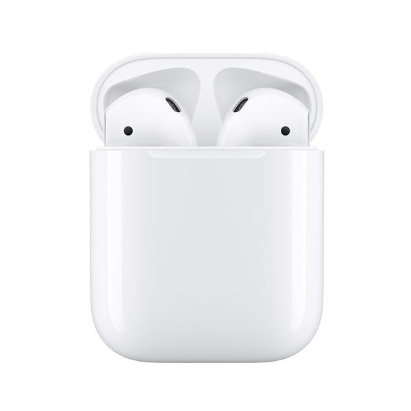 全新 AirPods 重新詮釋無線耳機的使用體驗,只要從充電盒中取出,就能立即搭配你的 iPhone、Apple Watch、iPad 或 Mac 使用。輕點一下就可完成設定,AirPods 就是那麼