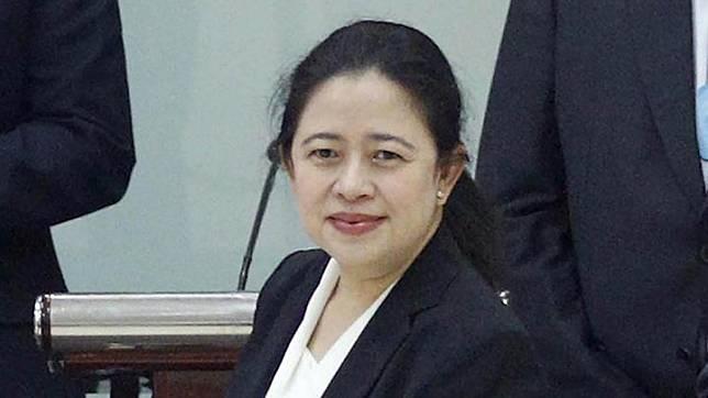 Ketua DPR Puan Maharani. ANTARA FOTO/Raqilla