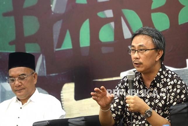 Marwan Dasopang (kiri)