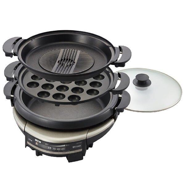 TIGER虎牌 ★ 5.0L三合一多功能萬用電火鍋 CQD-B30R