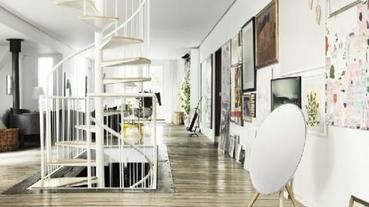 【家庭音響及影音劇院類】美型科技傢具的設計感音響-Bang & Olufsen