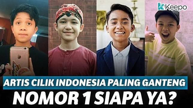 Dari Betrand hingga Fateh Halilintar, Ini 7 Artis Cilik Ganteng Indonesia