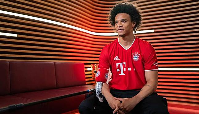 Leroy Sane resmi bergabung dengan Bayern Munchen (Foto: Dok Bayern Munchen)