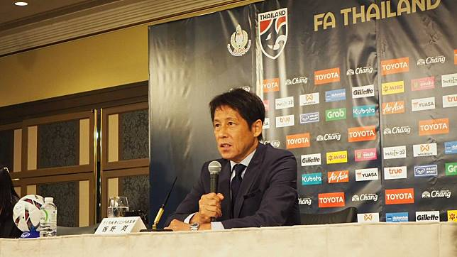 นิชิโนะ : ผมรู้สึกเป็นเกียรติมากที่ได้คุมทีมชาติไทย