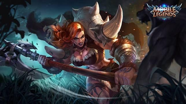 Mobile Legends Hero Fighter Hilda akan menjadi sangat OP pada patch berikutnya!