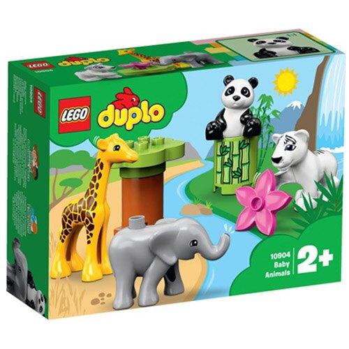 樂高LEGO 10904 Duplo 得寶系列 -野生小動物